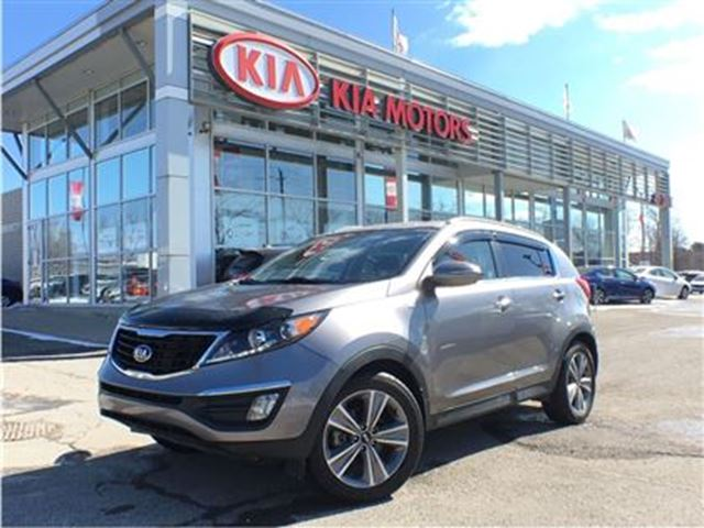 2014 Kia Sportage SX - $159.88 Bi Weekly, AWD, Back UP, Bluetooth in Mississauga, Ontario