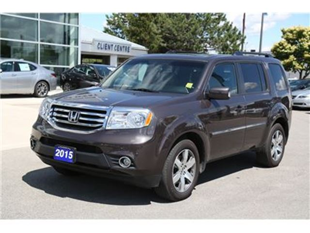 2015 HONDA PILOT Touring with winter tires in London, Ontario