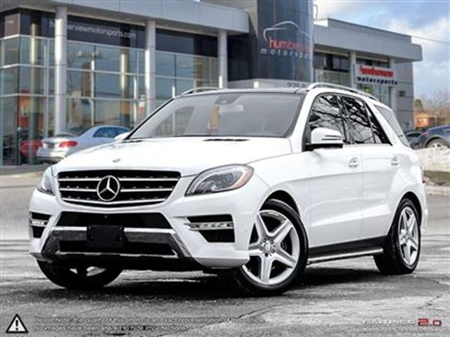 2014 mercedes benz m class ml350 bluetec 4matic