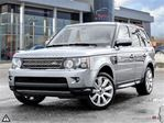2012 Land Rover Range Rover Sport Supercharged in Mississauga, Ontario