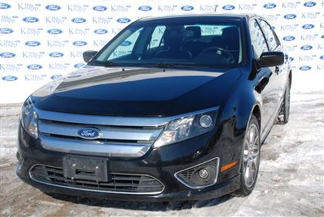 2012 ford fusion sel welland ontario used car for sale 2728573. Black Bedroom Furniture Sets. Home Design Ideas