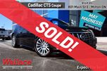 2014 Cadillac CTS LOADED/1-OWNER/ACCIDENT-FREE/LEATHER/SUNROOF/HTD S in Milton, Ontario