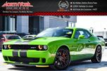 2017 Dodge Challenger SRT Hellcat Sunroof DualStripes Nav HtdFrSeats R-Start 20Alloys  in Thornhill, Ontario
