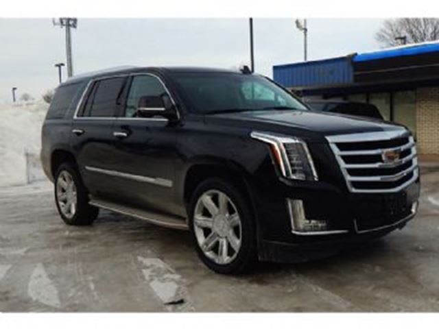 cadillac escalade luxury awd mississauga ontario used car for sale. Black Bedroom Furniture Sets. Home Design Ideas