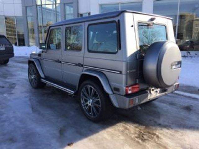 2011 mercedes benz g class 55 amg brabus renntech perf for Mercedes benz g class parts