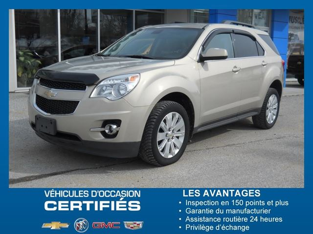 2011 Chevrolet Equinox 2LT in Maniwaki, Quebec