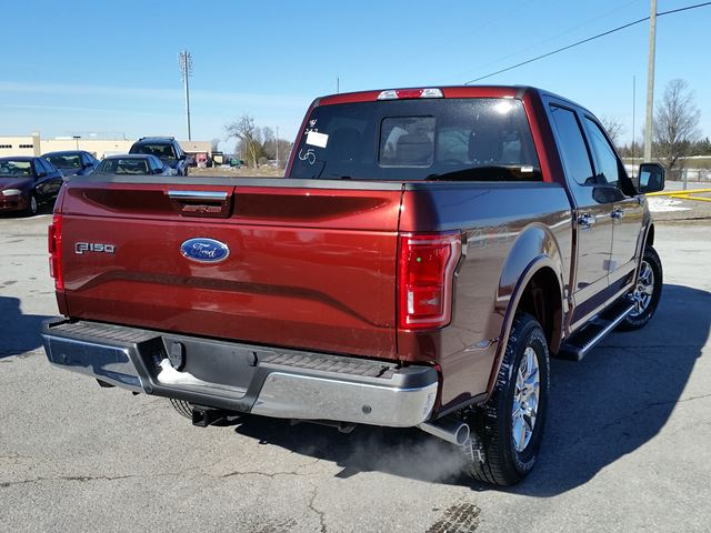 2017 ford f 150 lariat port perry ontario new car for sale 2728378. Black Bedroom Furniture Sets. Home Design Ideas