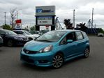 2012 Honda Fit SPORT ONLY $19 DOWN $61/WKLY!! in Ottawa, Ontario