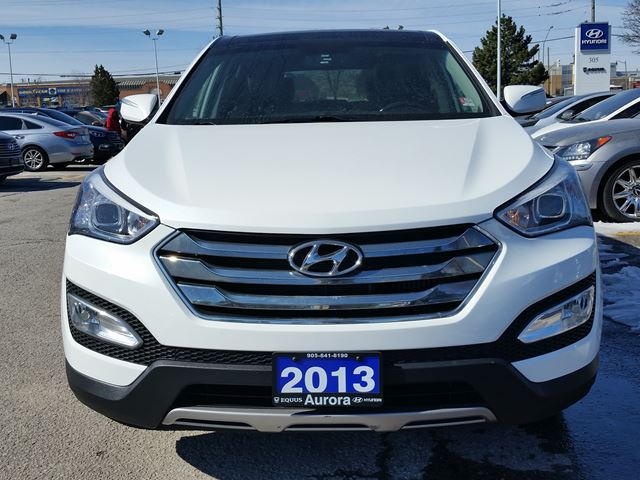 2013 hyundai santa fe sport limited aurora ontario used car for sale 2728547. Black Bedroom Furniture Sets. Home Design Ideas