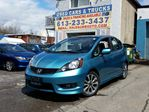 2013 Honda Fit SPORT 0 DOWN $59 WEEKLY! in Ottawa, Ontario