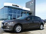 2016 Mazda MAZDA3 Sport [NEW] GS, Auto, Moonroof, Alloys in Milton, Ontario