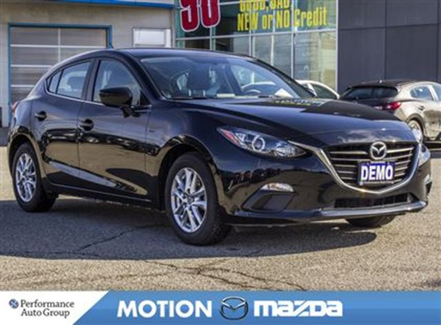 2015 mazda mazda3 sport gs demo alloys cruise bluetooth orangeville ontario used car for sale. Black Bedroom Furniture Sets. Home Design Ideas