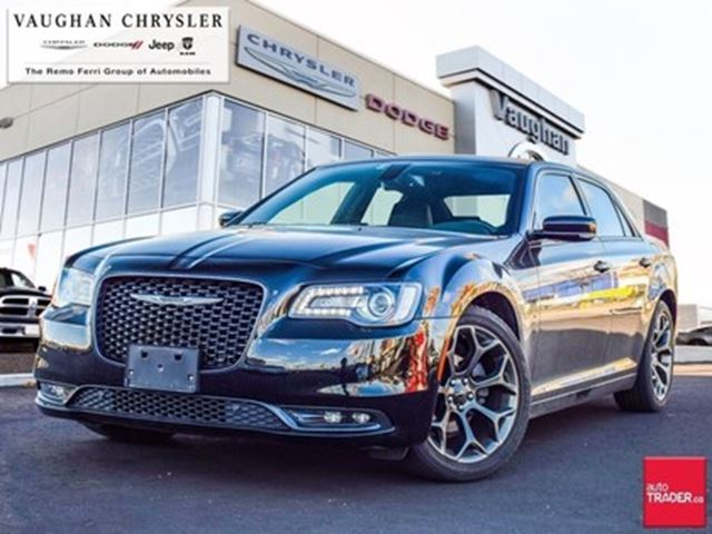 2016 chrysler 300 300s 1 owner only 10374 kms woodbridge ontario used car for sale. Black Bedroom Furniture Sets. Home Design Ideas