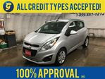 2015 Chevrolet Spark LEATHER SEATS*KEYLESS ENTRY*MY LINK PHONE CONNECT* in Cambridge, Ontario