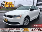 2013 Volkswagen Jetta 2.0L Trendline+ (A6) SUPER CLEAN CAR HEATED FRONT in St Catharines, Ontario
