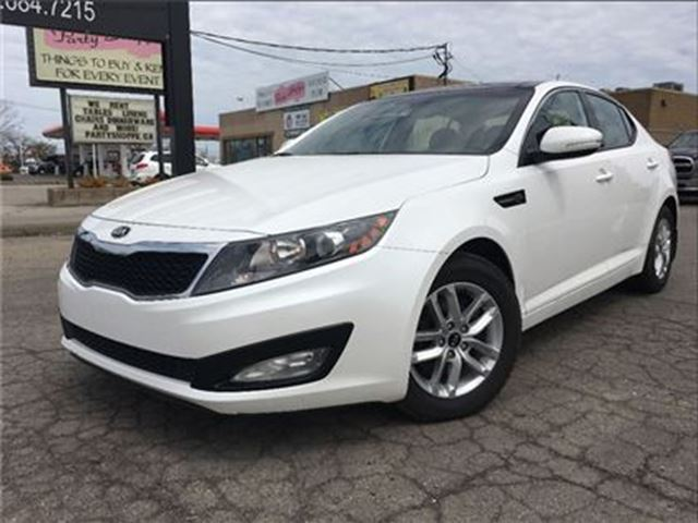 2013 kia optima lx panorama roof mags st catharines ontario used car for sale 2729638. Black Bedroom Furniture Sets. Home Design Ideas