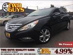 2011 Hyundai Sonata Limited w/Navi LEATHER MOON ROOF in St Catharines, Ontario