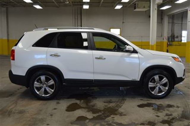 2012 Kia Sorento Ex Awd Leather Ottawa Ontario Used Car