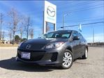 2013 Mazda MAZDA3 GX, CANADA'S #1 CERTIFIED PREOWNED DEALER, BLUETOO in Scarborough, Ontario