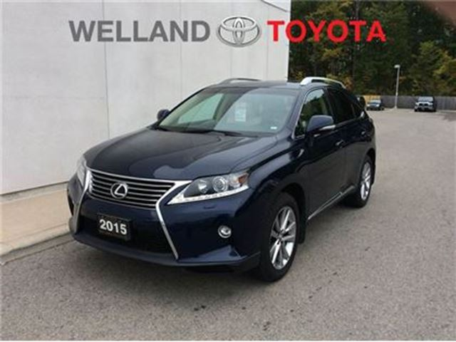 2015 LEXUS RX 350 Touring pkg. in Welland, Ontario