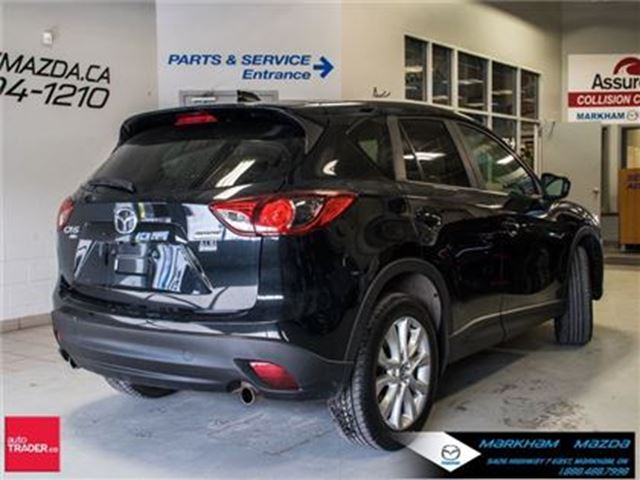 2015 mazda cx 5 gt tech pack accident free lease return markham ontario car for sale 2729686. Black Bedroom Furniture Sets. Home Design Ideas