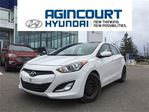 2013 Hyundai Elantra GLS/PANO ROOF/HEATED SEATS/OFF LEASE/ONLY 52965KMS in Toronto, Ontario