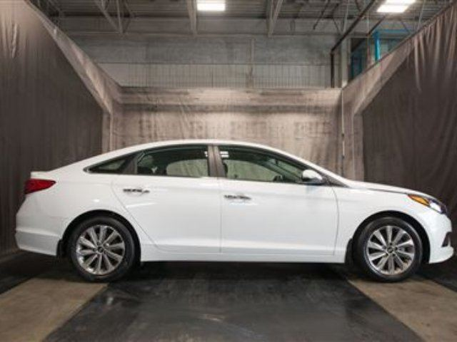 2016 hyundai sonata gls se w leather sunroof low kms calgary alberta used car for sale. Black Bedroom Furniture Sets. Home Design Ideas