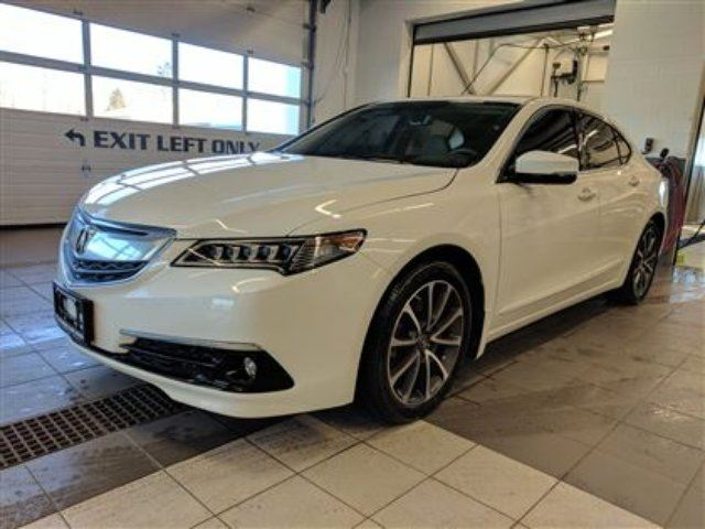 2015 acura tlx tech awd one owner navigation backup cam thunder bay ontario used car. Black Bedroom Furniture Sets. Home Design Ideas