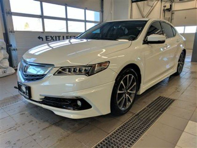 2015 acura tlx tech awd skirt pkg one owner. Black Bedroom Furniture Sets. Home Design Ideas