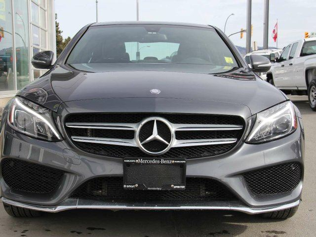 2015 mercedes benz c class c 300 4matic kamloops for Mercedes benz c class 300 for sale