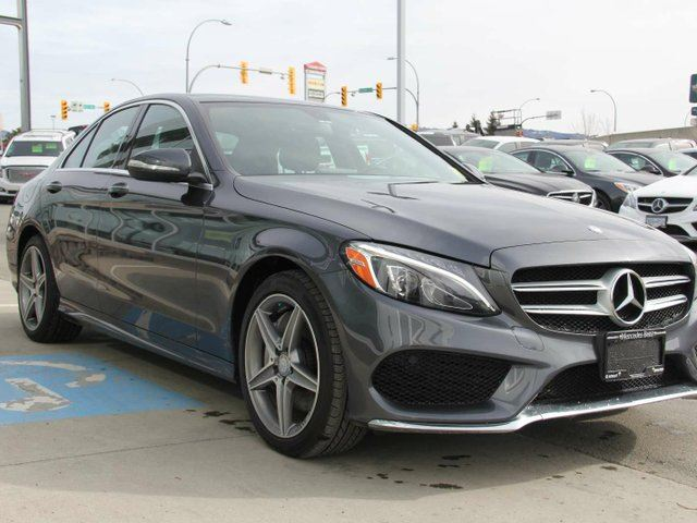 2015 mercedes benz c class c 300 4matic kamloops for 2015 mercedes benz c class for sale