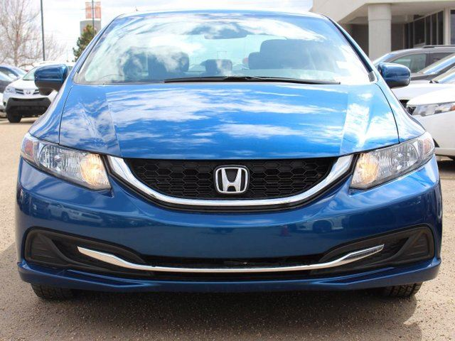 2015 honda civic ex 4dr manual sunroof usb blue for Honda civic sunroof