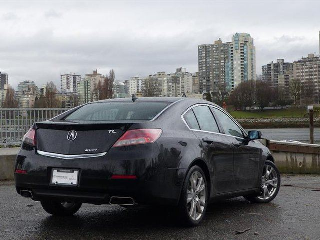 2014 acura tl sh awd elite at vancouver british columbia used car for sale 2729136. Black Bedroom Furniture Sets. Home Design Ideas