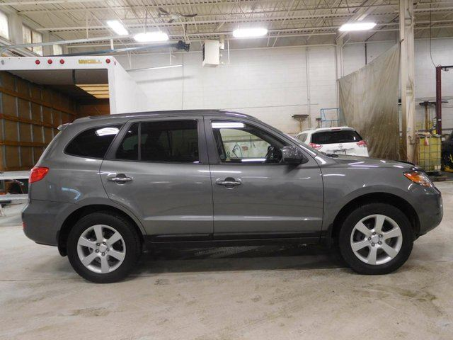 2009 hyundai santa fe hyundai santa fe v6 low mileage calgary alberta used car for sale 2729159. Black Bedroom Furniture Sets. Home Design Ideas