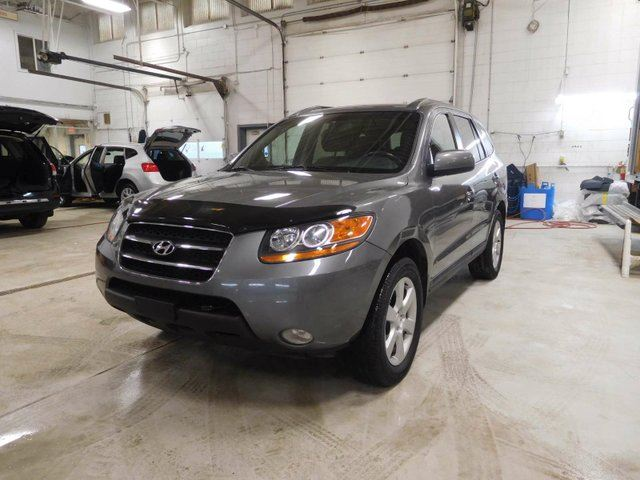 2009 hyundai santa fe hyundai santa fe v6 low mileage. Black Bedroom Furniture Sets. Home Design Ideas