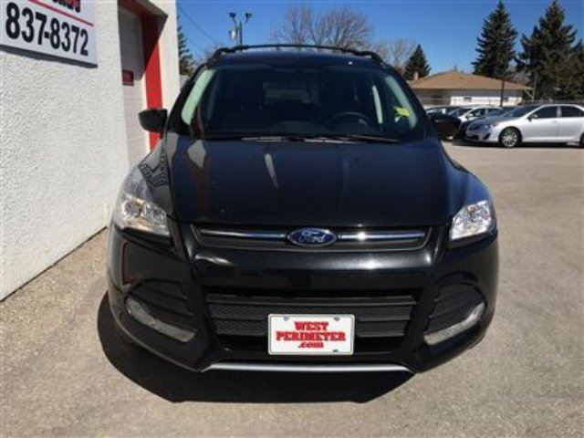 2015 ford escape se winnipeg manitoba used car for sale 2729148. Black Bedroom Furniture Sets. Home Design Ideas