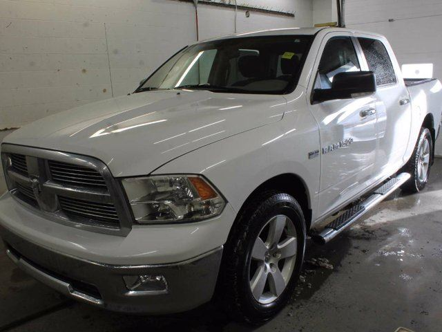 2012 Dodge Ram 1500 Slt 4x4 Crew Cab Running Boards