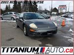 2003 Mitsubishi Eclipse RS - AS-IS ONLY - Power Windows - Power Locks - in London, Ontario