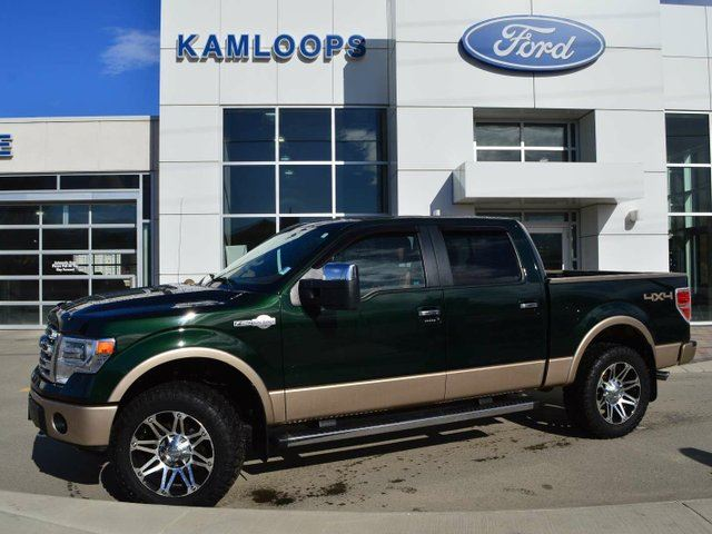 2013 ford f 150 king ranch 4x4 supercrew cab 5 5 ft box 145 in wb kamloops british columbia. Black Bedroom Furniture Sets. Home Design Ideas