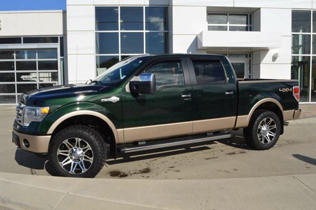 2013 ford f 150 king ranch 4x4 supercrew cab 5 5 ft box. Black Bedroom Furniture Sets. Home Design Ideas