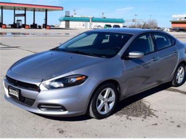 2015 dodge dart rallye w automatic demo winnipeg manitoba used car for sale 2729363. Black Bedroom Furniture Sets. Home Design Ideas