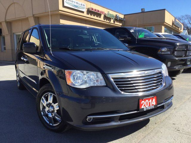 2014 chrysler town country touring l grey armstrong. Black Bedroom Furniture Sets. Home Design Ideas