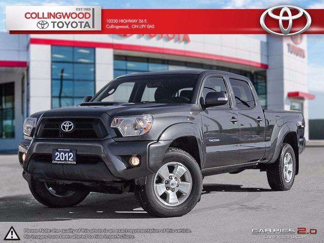 2012 toyota tacoma v6 4x4 double cab trd sold and serviced. Black Bedroom Furniture Sets. Home Design Ideas