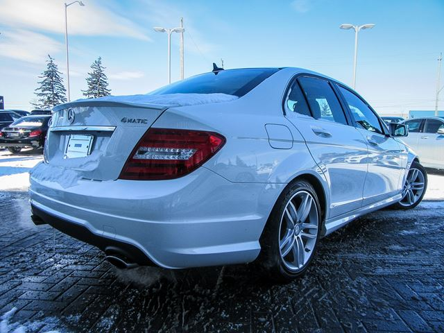 2014 mercedes benz c class c300 4matic sedan ottawa for Mercedes benz of ontario ca