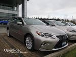 2017 Lexus ES 350 EXECUTIVE PKG in Richmond, British Columbia