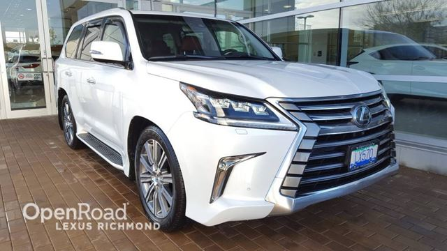 2017 lexus lx 570 executive pkg richmond british columbia used car for sale 2728999. Black Bedroom Furniture Sets. Home Design Ideas