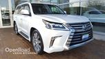 2017 Lexus LX 570 EXECUTIVE PKG in Richmond, British Columbia