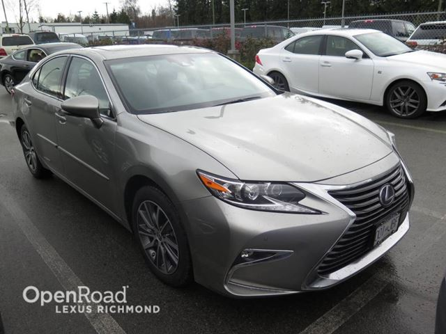 2017 lexus es 300h touring package silver openroad lexus. Black Bedroom Furniture Sets. Home Design Ideas