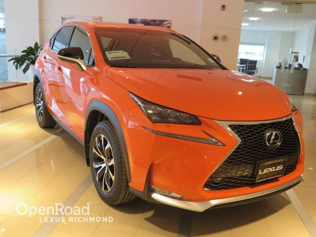 2017 lexus nx 200t f sport series n2 richmond british columbia used car for sale 2729015. Black Bedroom Furniture Sets. Home Design Ideas