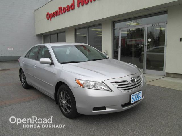 2009 Toyota Camry LE in Burnaby, British Columbia